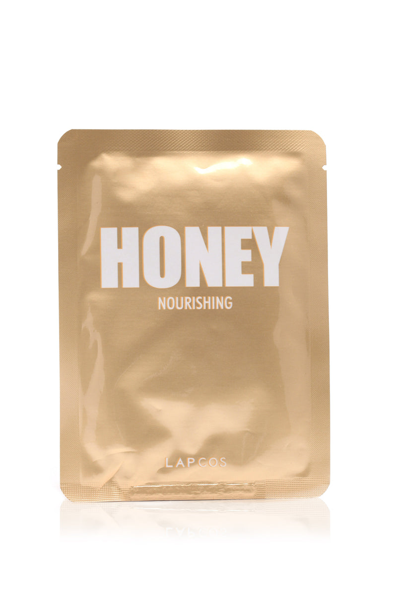 LAPCOS Nourishing Daily Sheet Mask - HONEY