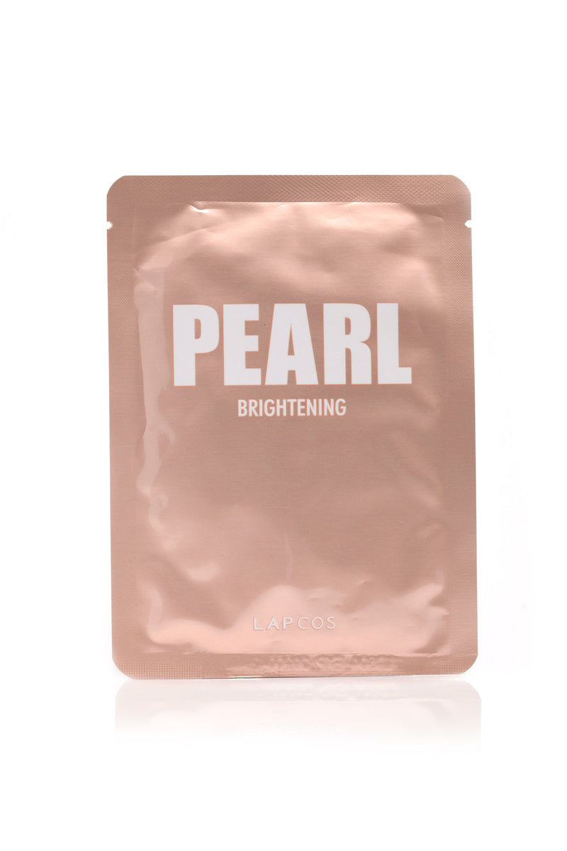 LAPCOS Brightening Daily Sheet Mask - PEARL