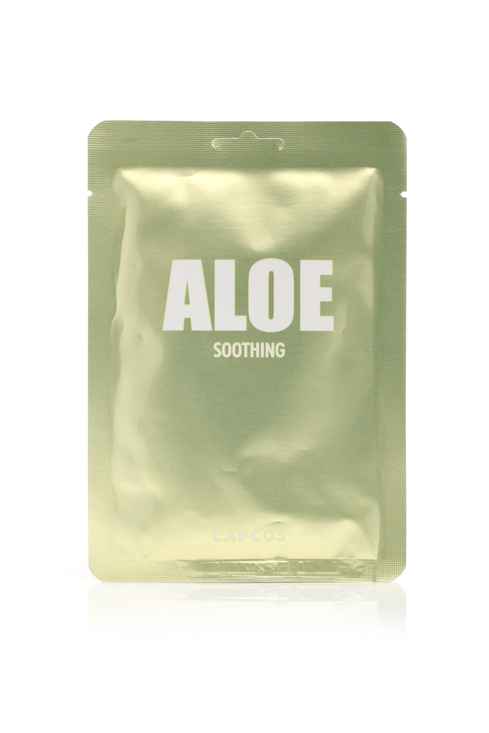 LAPCOS Soothing Daily Sheet Mask - ALOE