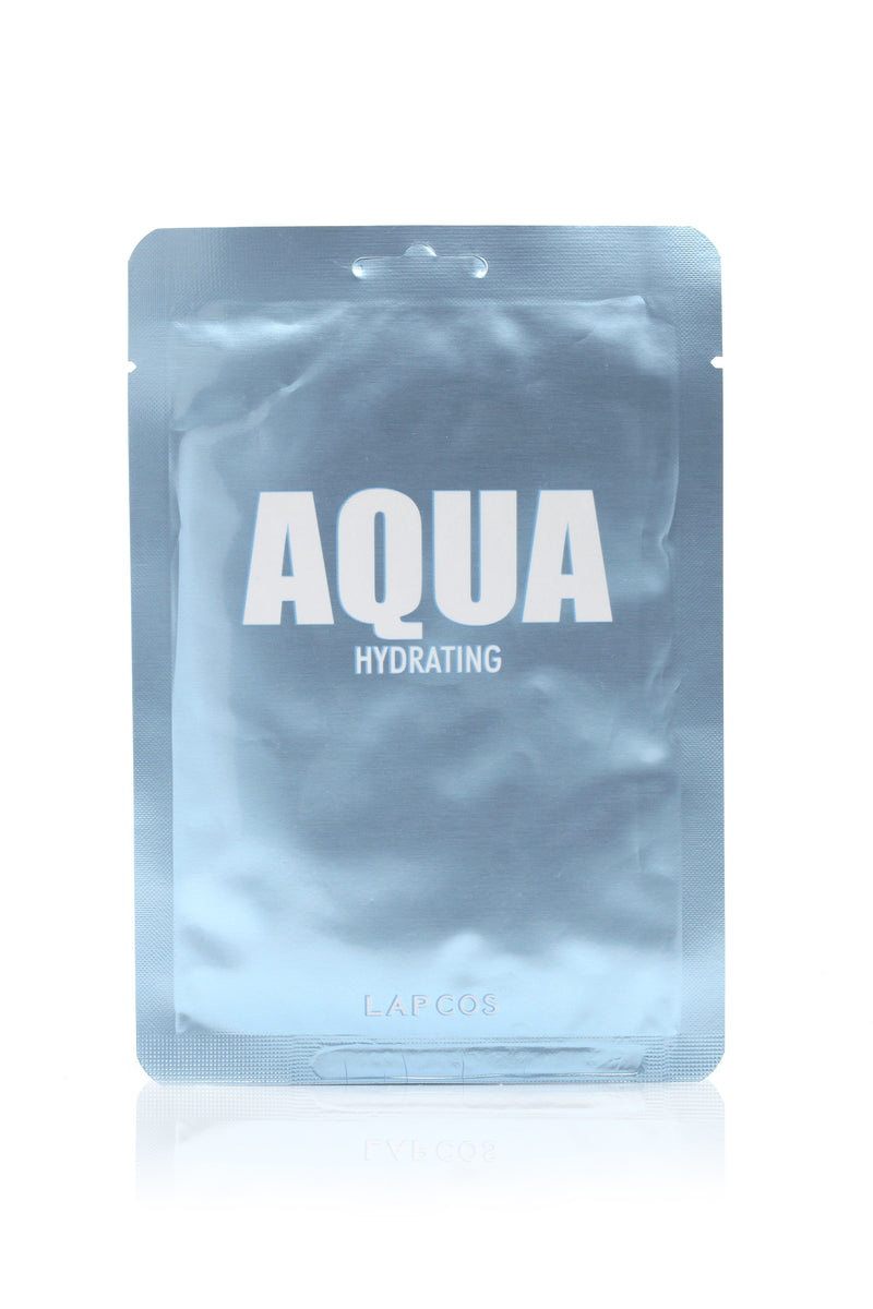 LAPCOS Hydrating Daily Sheet Mask - AQUA