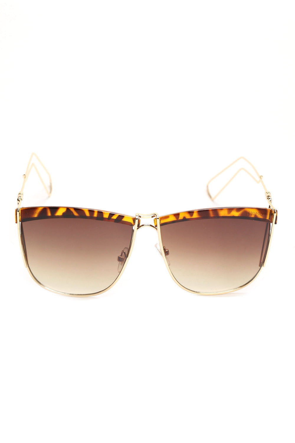 Just Do It Sunglasses - Tortoise/Brown
