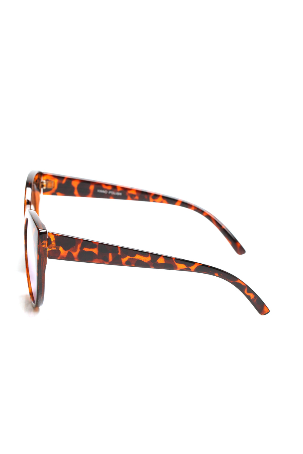 Very Peculiar Sunglasses - Tortoise/Yellow
