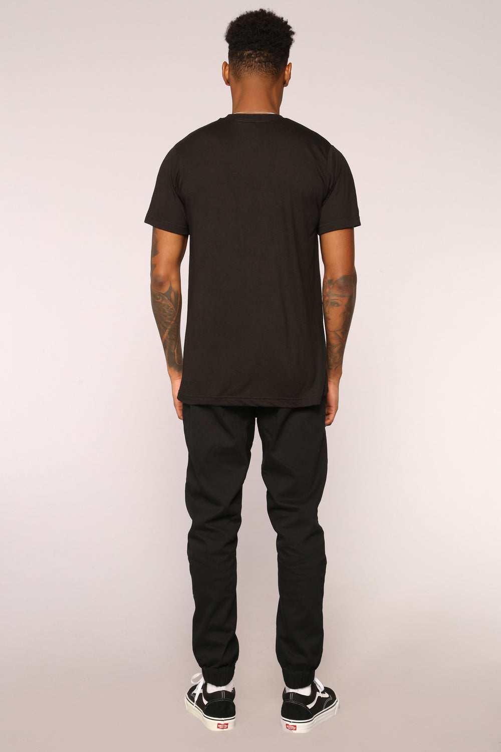 X Ray Short Sleeve Tee - Black