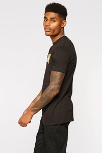 Savage Short Sleeve Tee - Black