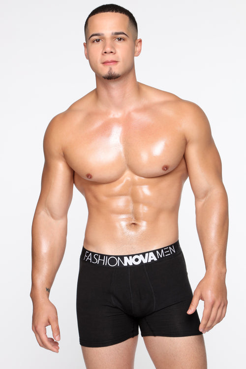 acaca5a2aa FN Boxer Brief - Black