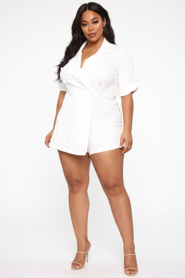 b19e2daf436926 Plus Size - Rompers And Jumpsuits