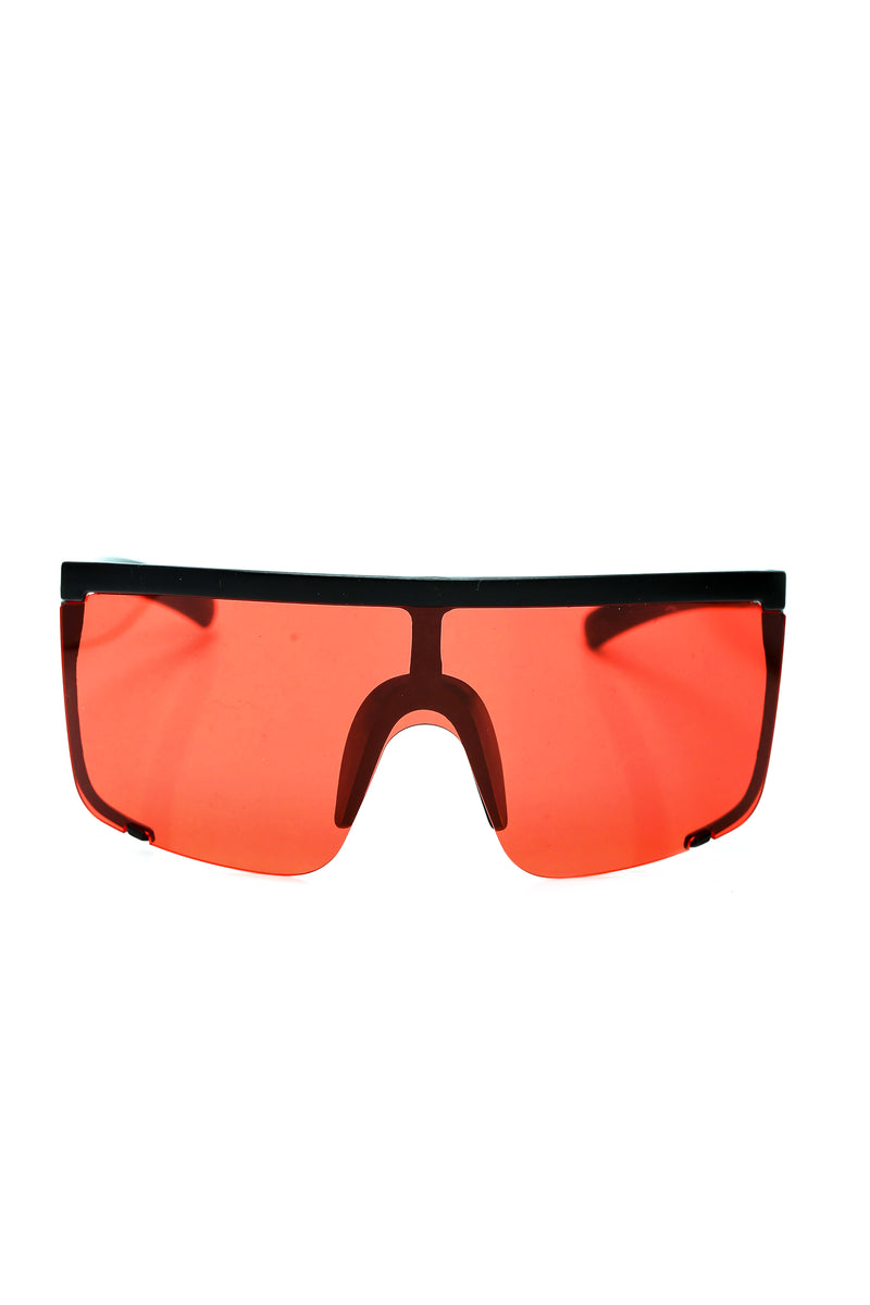 Scott Sunglasses - Red