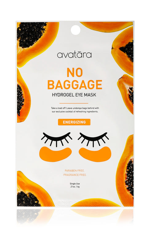 Avatara No Baggage Eye Mask