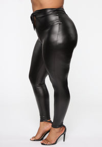 Bad Intentions Leggings - Black