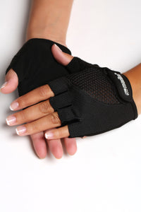Packing A Punch Performance Gloves - Black
