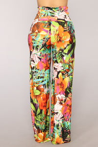 Take Me To Maui Pants - Multi