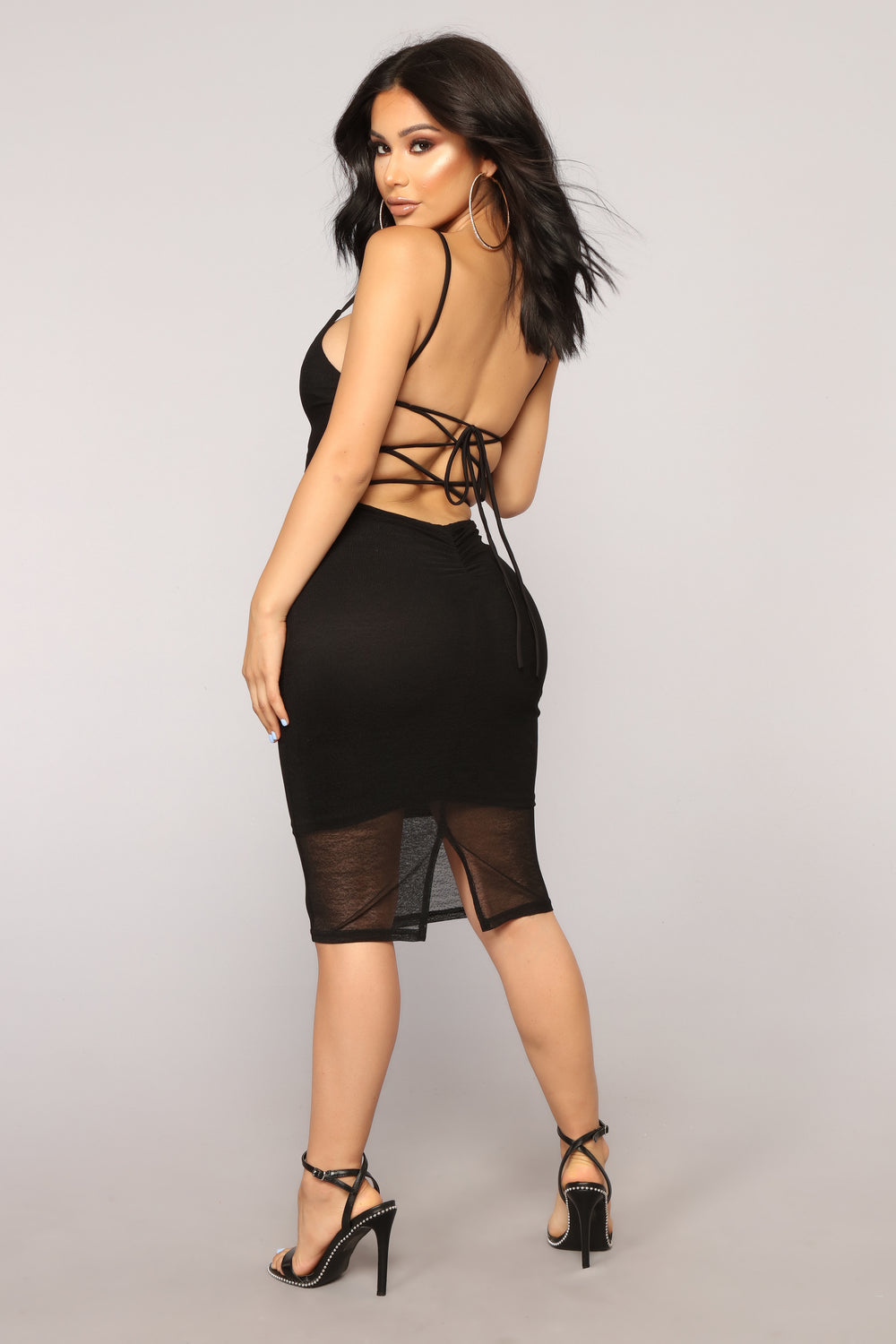Heart Breaker Dress - Black