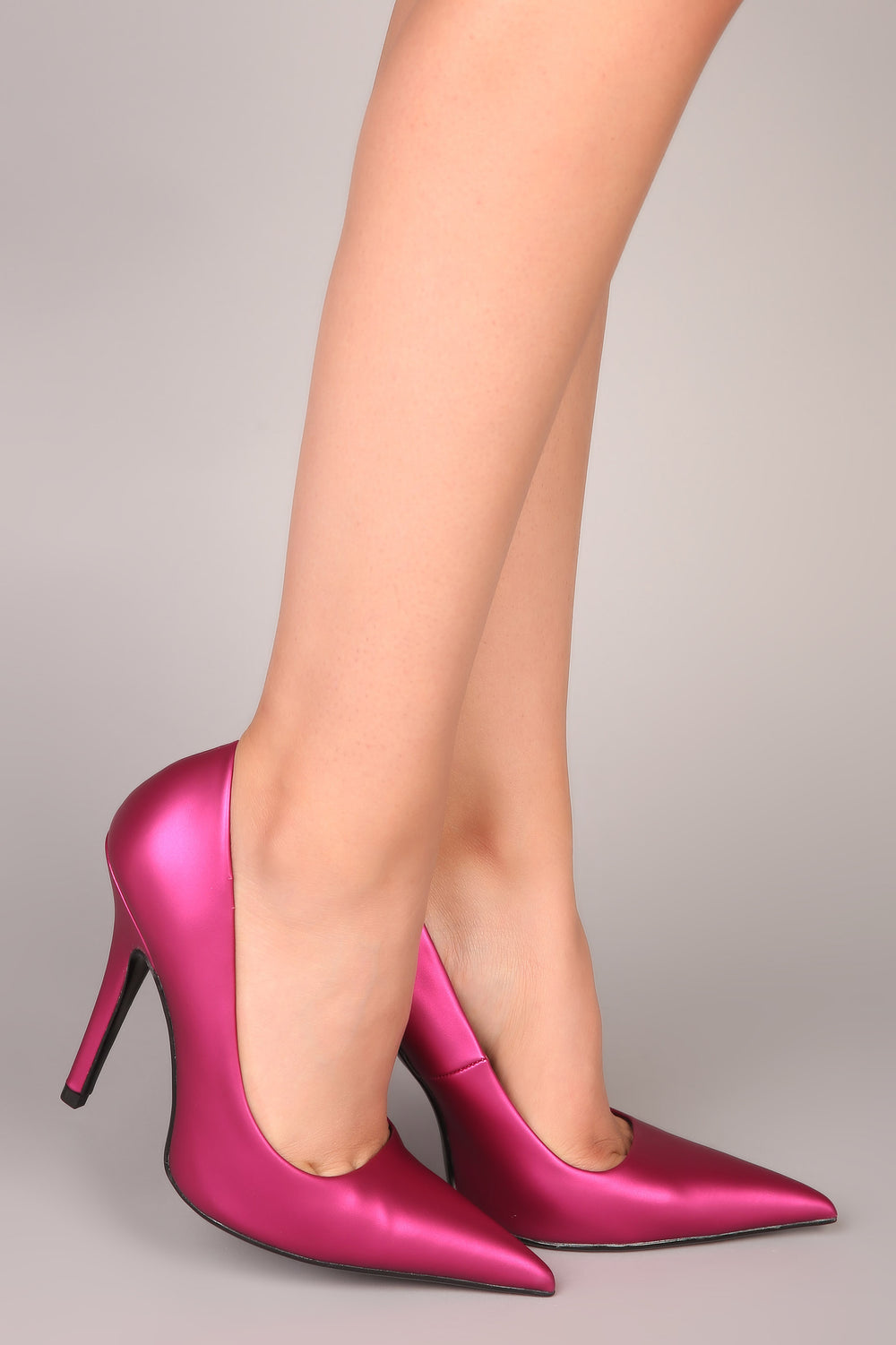 Give You What You Need Pumps - Magenta
