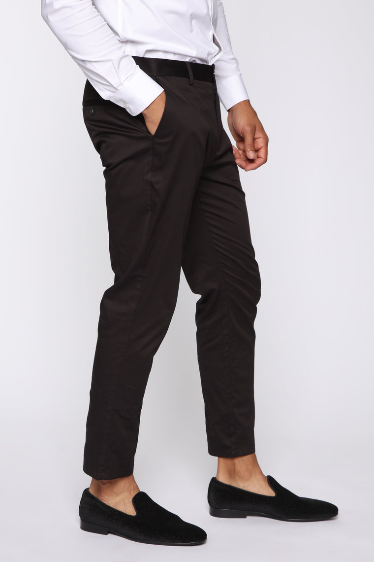Rick Trouser Pants - Black