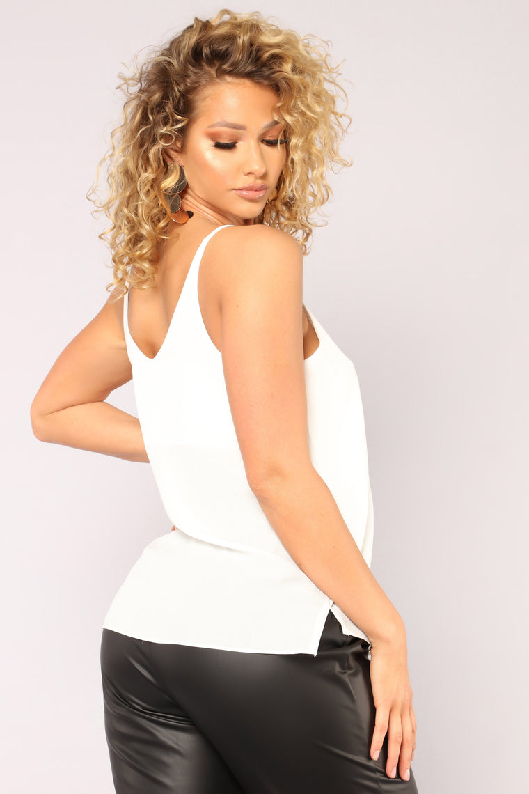 Your Essential Cami II - White