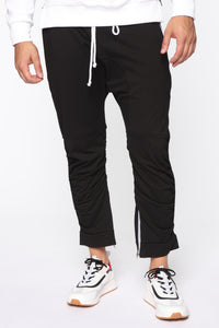 On The Go Jogger - Black