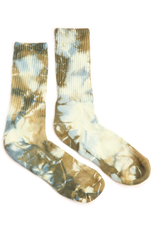 Acid Socks - Green/Combo