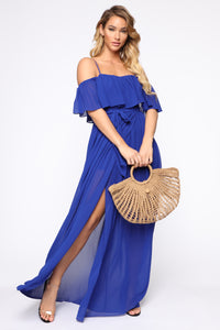 Got It Together Maxi Dress - Royal Angle 1
