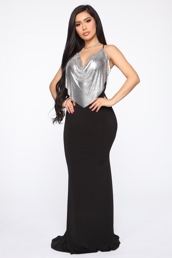 701e7b982 Unattainable Maxi Dress - Black