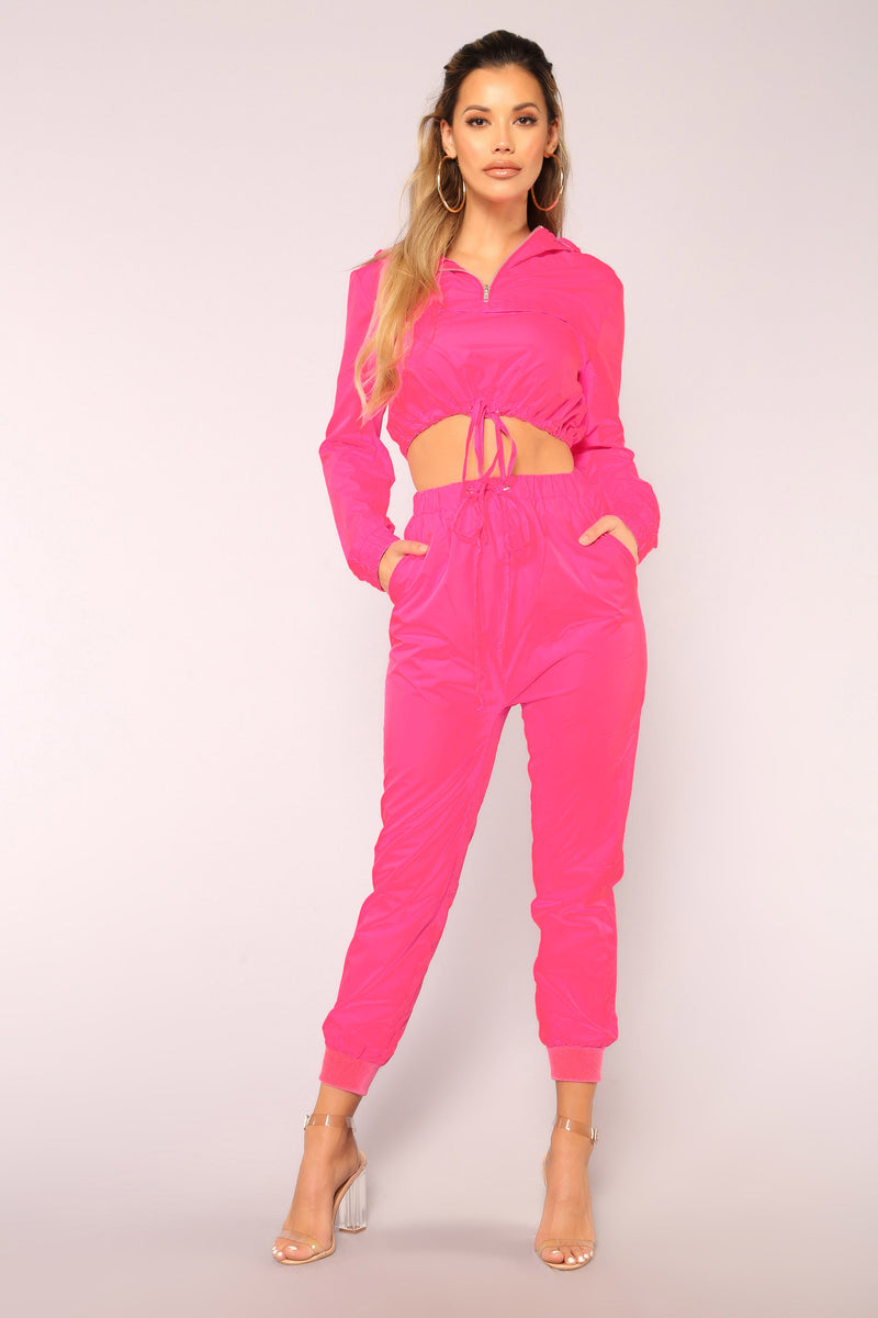 Cadence Flight Set - Pink
