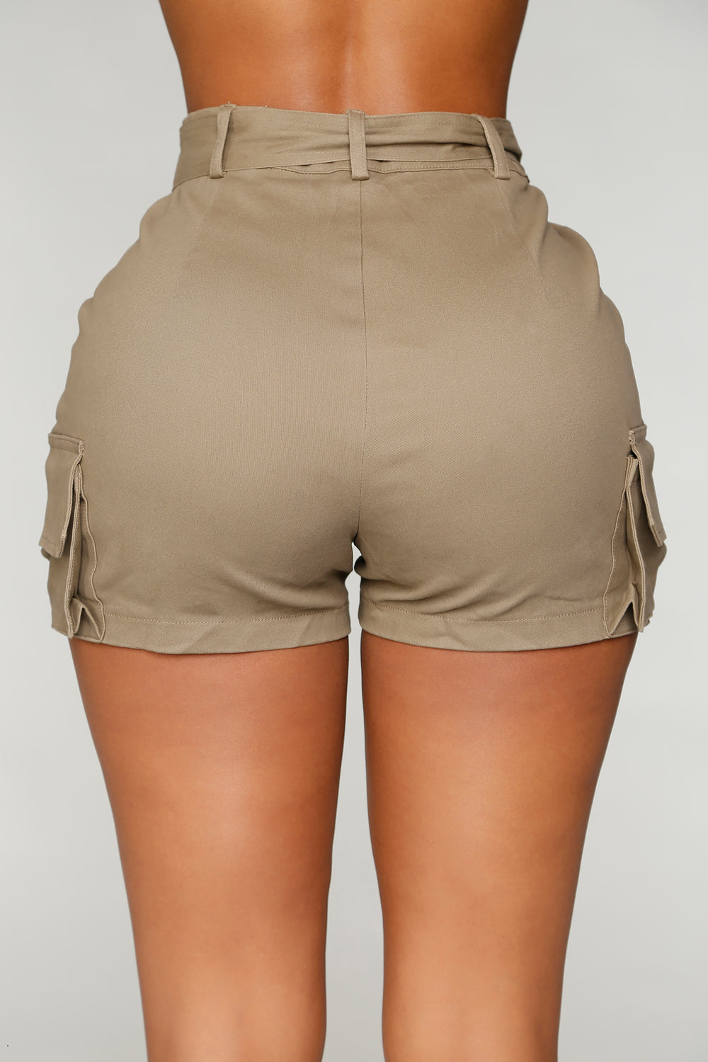 Jane In The Jungle Shorts - Olive
