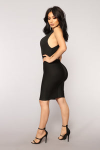 Anthem Dress - Black