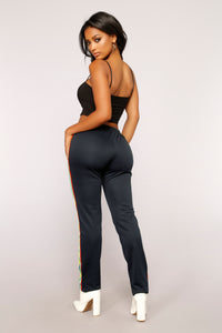 On The Hot Line Lounge Pants - Navy