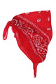 Castillo Square Bandana - Red