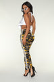 Cadet Kelly Legging - Yellow
