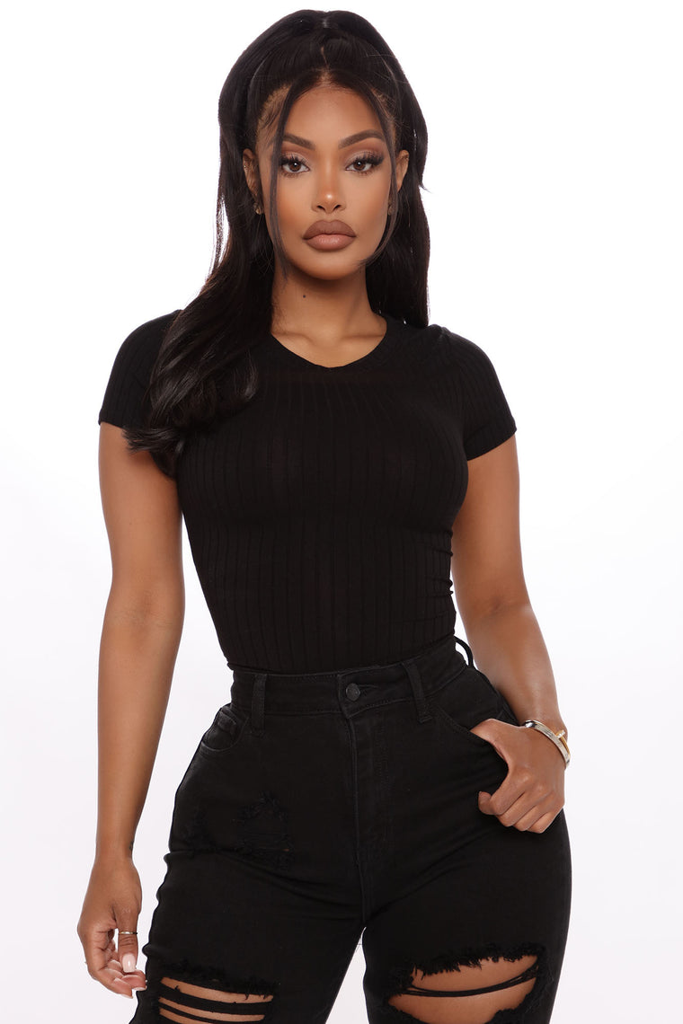 Pure Necessities Top - Black