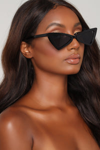 Catour Sunglasses - Black