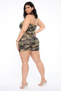 Buenos Aires Romper - Camo Angle 11