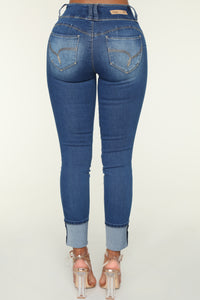Nice To Know Me Booty Lifting Jeans - Medium