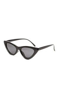 Need You Meow Sunglasses - Black
