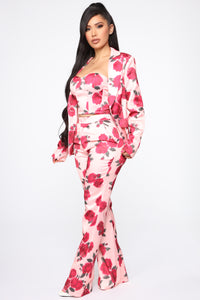 Big Dreams Floral 3 Piece Set - Pink/combo Angle 3