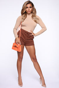 Brenda Mini Bag - Orange
