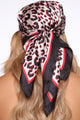 Chase The Dream Head Scarf - Black/combo
