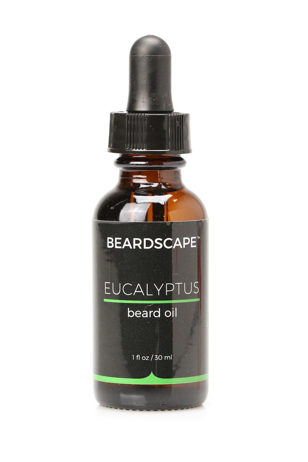 Eucalyptus Beard Oil - Green