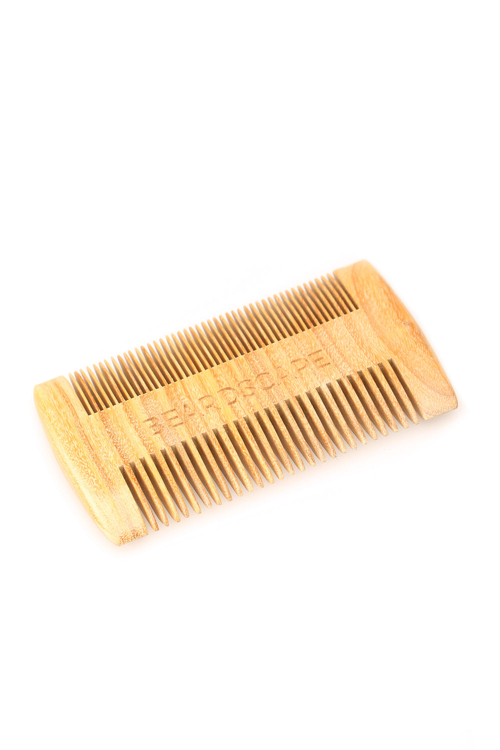 Sandalwood Beard Comb - Brown