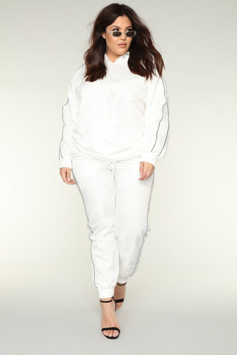 a18748674ee Plus Size White Blouse On Sale