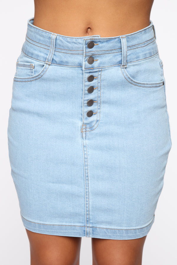 4f94bdd1c0 The Perfect Denim Skirt - Shop Denim Skirts for Women