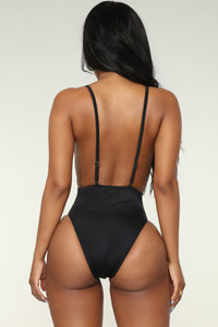 Sunburst II Swimsuit - Black