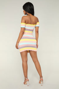 Bubble Gum Poppin' Set - Pastel Multi