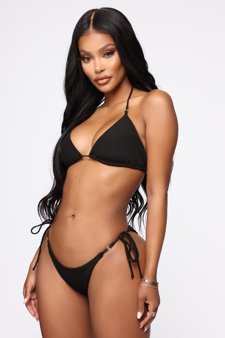 Summer Crush Bikini - Black
