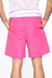 Grab And Go Boardshorts - Pink