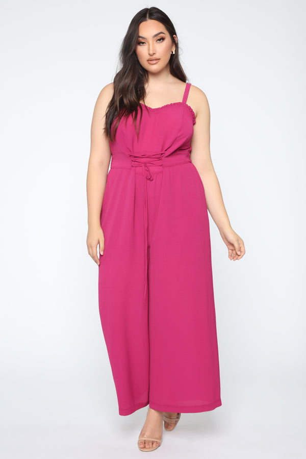 Plus Size - Rompers And Jumpsuits