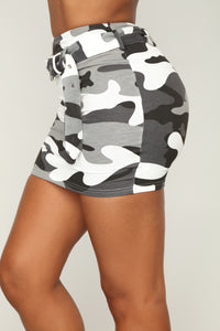 G.I. Janelle Camo Set - Grey