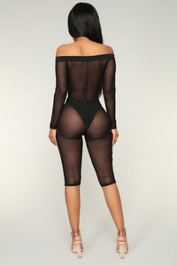 Limited Edition Babe Jumpsuit - Black