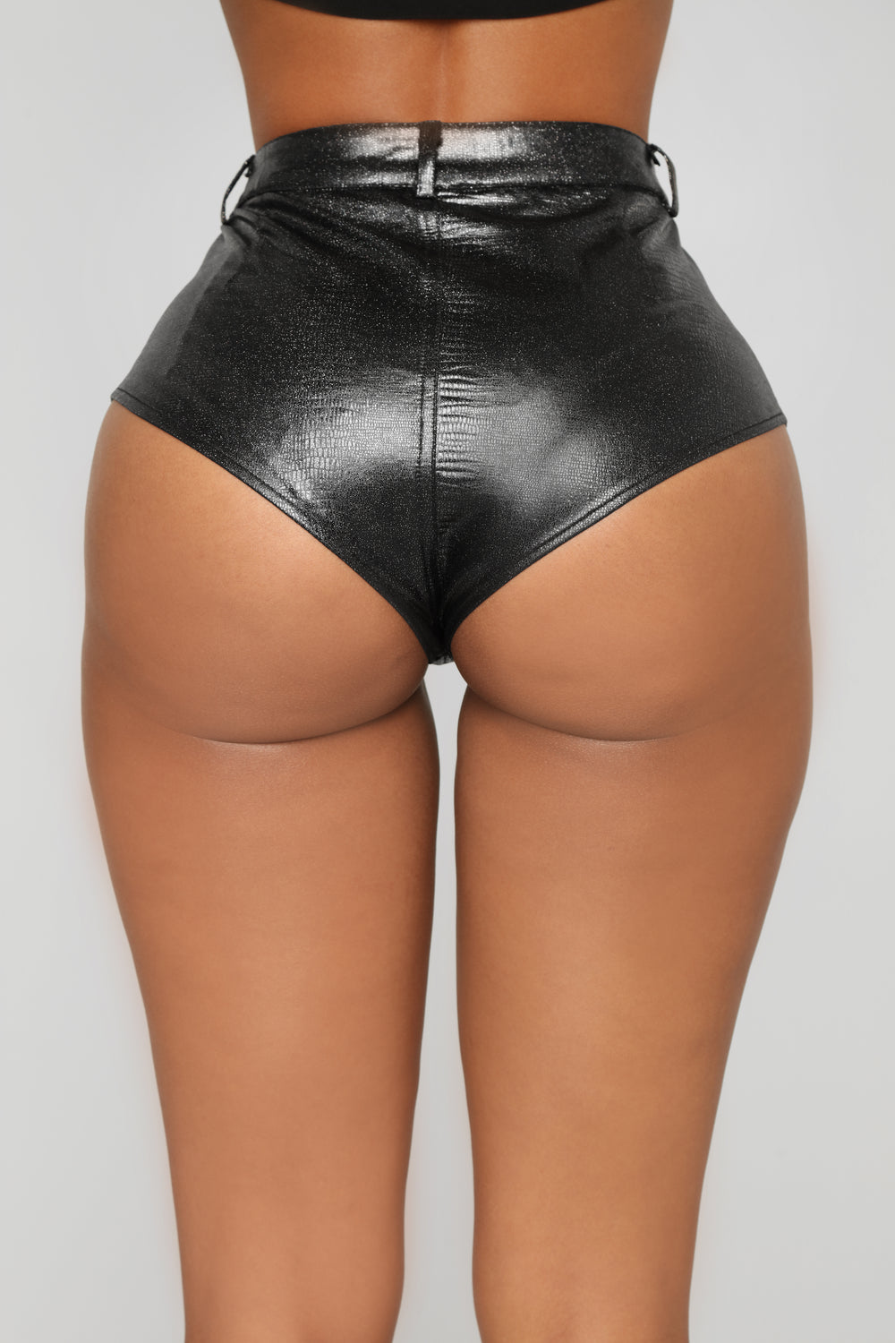 Mina Mini Shorts - Black
