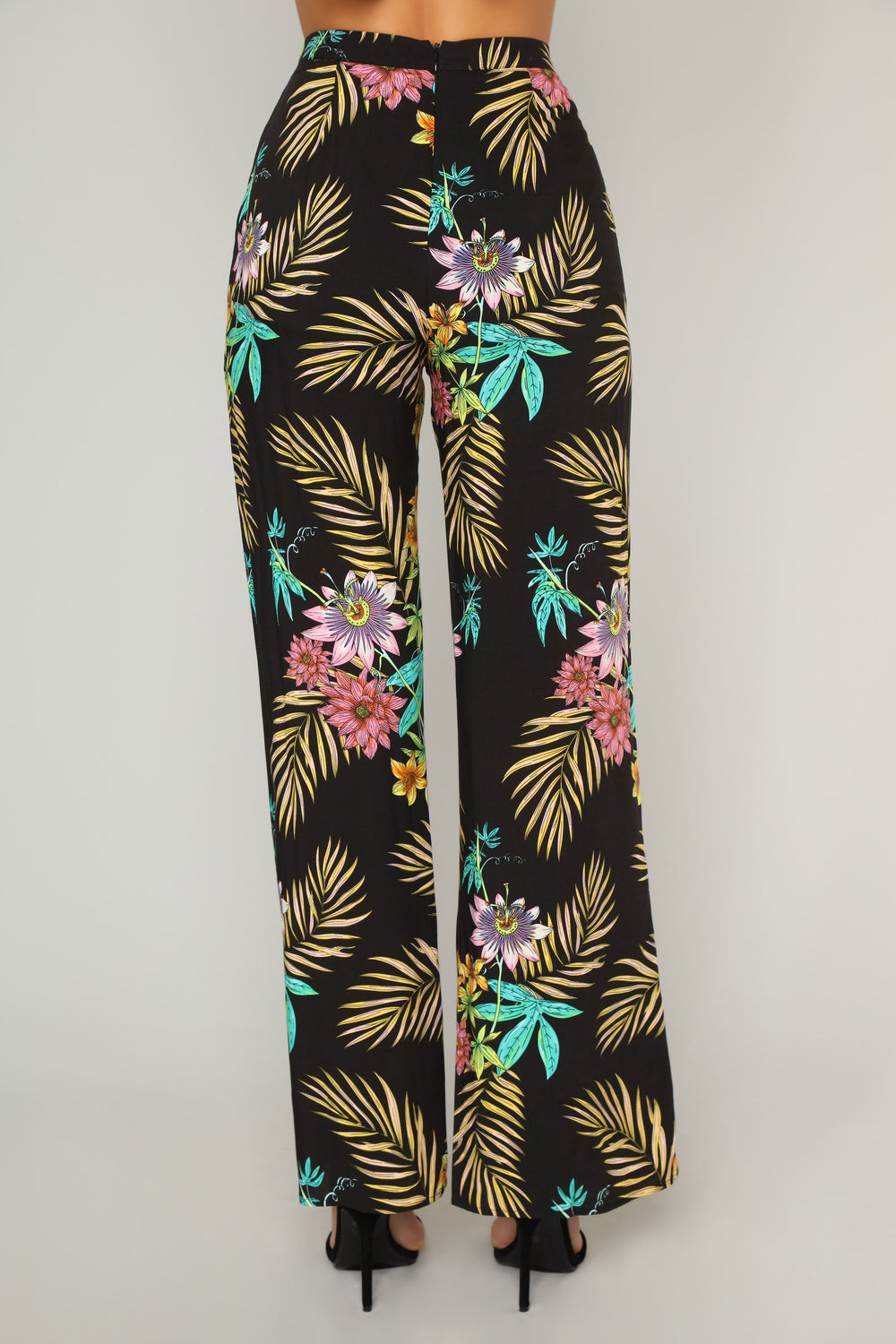 Cyn Tropical Matching Set - Black